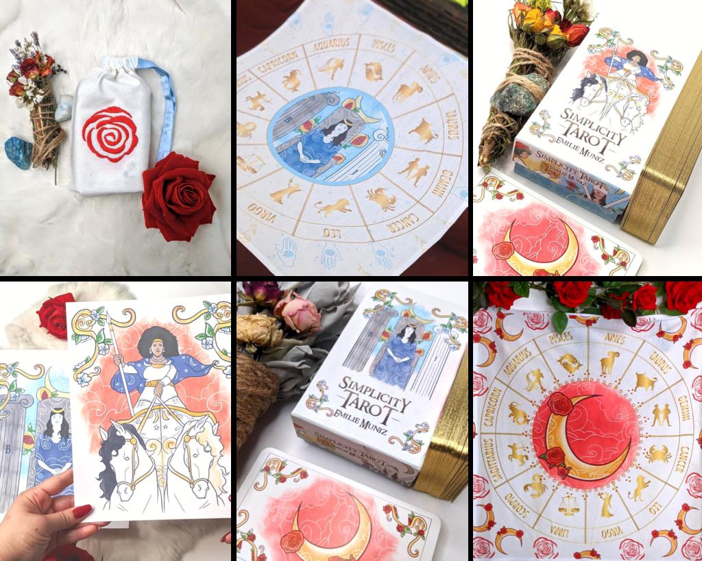 Simplicity Tarot Cards